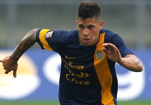 Iturbe despunta cada fin de semana en Hellas Verona; el Porto lo cedió sin problemas.