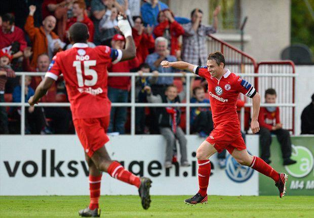 Sligo Rovers 3-0 Shamrock Rovers - Bit o' Red breeze into FAI Cup final