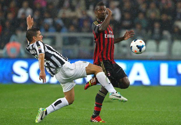 Juventus drukt Milan dieper in de zorgen