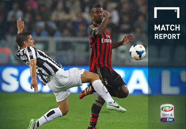 Juventus Pecundangi AC Milan Di Turin
