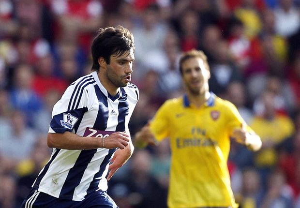 Yacob in line for West Brom return