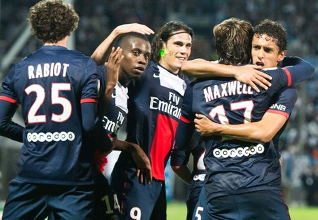 PSG overcomes the odds to show why its still the king of France