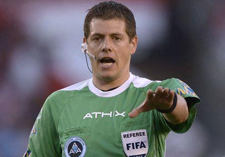 Boca-Vélez tiene árbitro