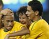 Neymar se reencuentra con un viejo amigo