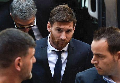 Messi vs Fisco: das acusações à sentença