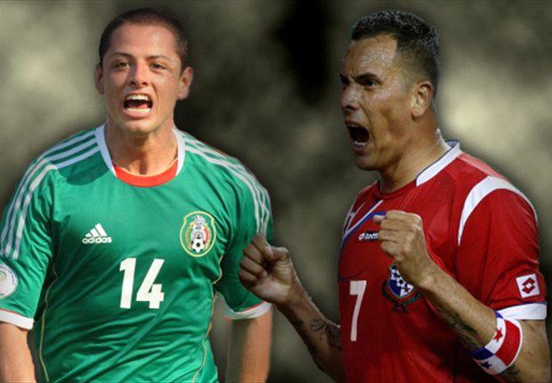 El Un, Dos, Tres del México vs Panamá