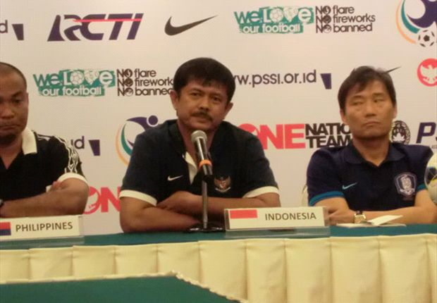 Indra Sjafri menyentil pemain yang merasa puas dengan sukses menjadi juara Piala AFF U-19