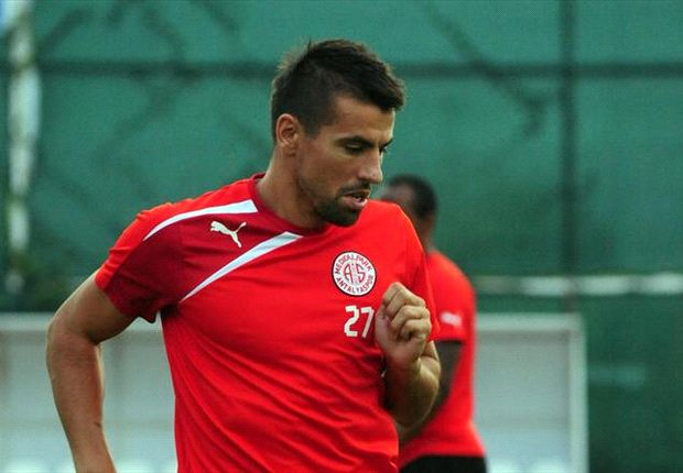 Baros still playing for Turkish side Antalyaspor