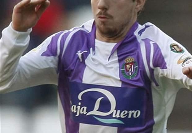Osasuna ficha a Sisi, procedente del Real Valladolid