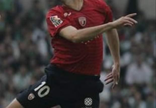 Osasuna 1 - 0 Real Sociedad: Los navarros se suben al tren europeo