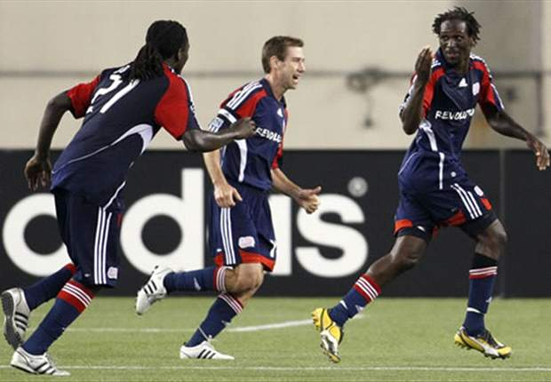 Shalrie Joseph The Hero As Revs Top Sounders