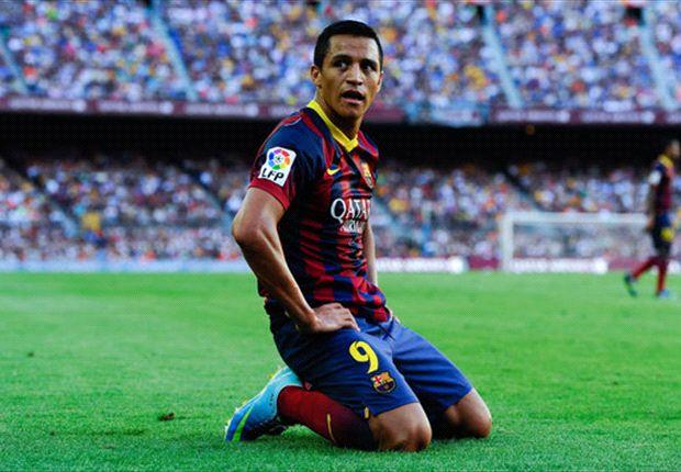 Alexis Sánchez ha anotado goles con su selección en los pasados días