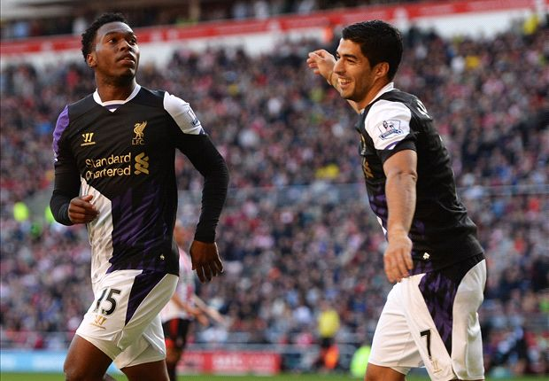 Suarez revelling in Sturridge partnership