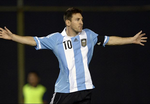 Messi released from Argentina squad