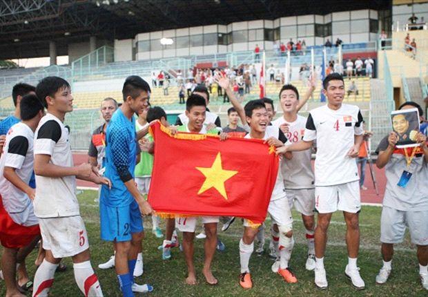 Vietnam U-19 lolos ke Piala Asia secara meyakinkan.