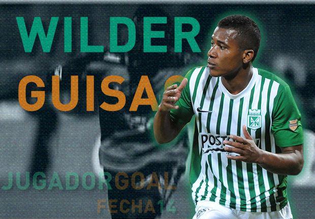 Wilder Guisao se afianza en lo alto del Top 3 de la fecha 14