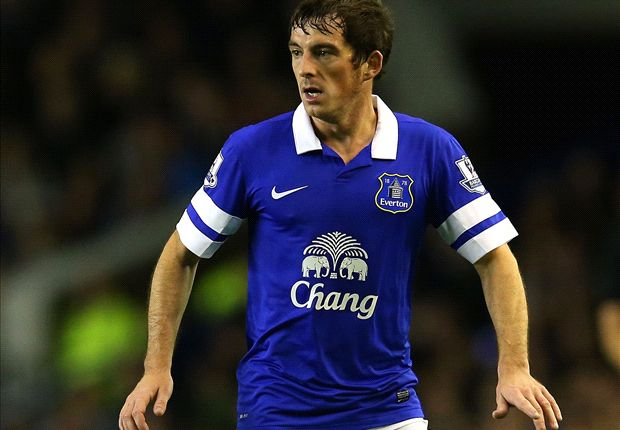 Baines thrilled with Everton midfield options