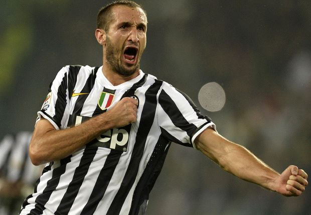 Madrid will make Juventus suffer, admits Chiellini