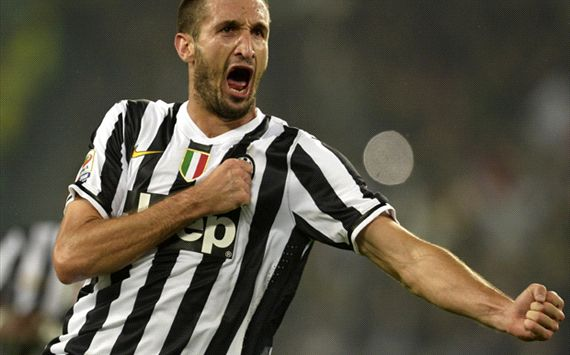 Chiellini: Juve do not fear Galatasaray