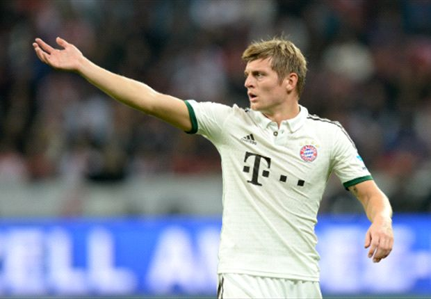 Bayern: We won't sell Kroos to Man Utd