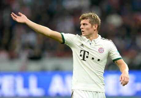 'Much is possible' – Man Utd target Kroos