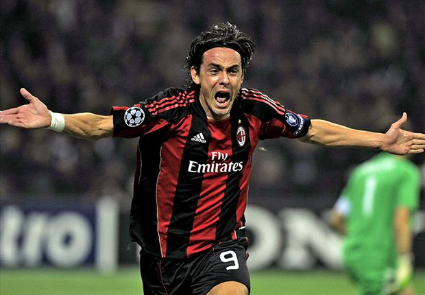 'Messi & Ronaldo cannot touch my record' - Inzaghi