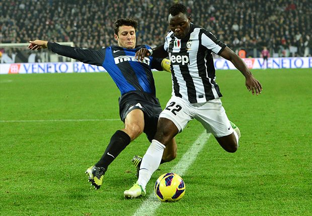 Kwadwo Asamoah, Juventus
