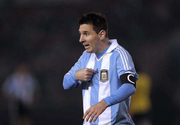 'Revalidatie Messi voorspoedig'