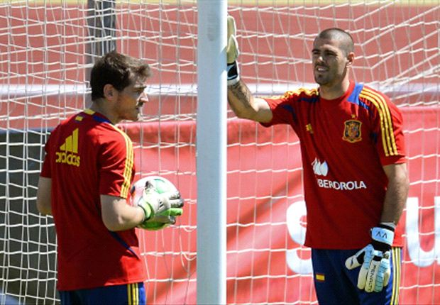 Del Bosque: Casillas not guaranteed Spain spot