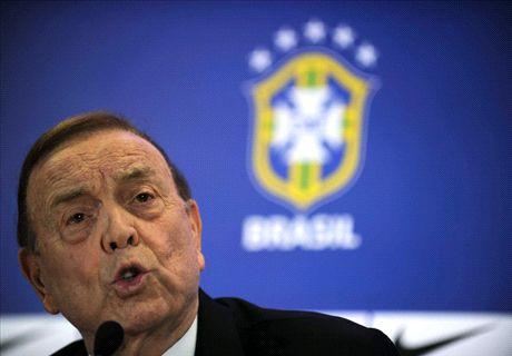 Brazil are back - CBF president Marin