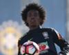 Willian Brazil training UCLA Copa America Centenario 02062016