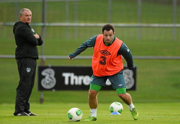Andy Reid keen to replicate club form for Ireland
