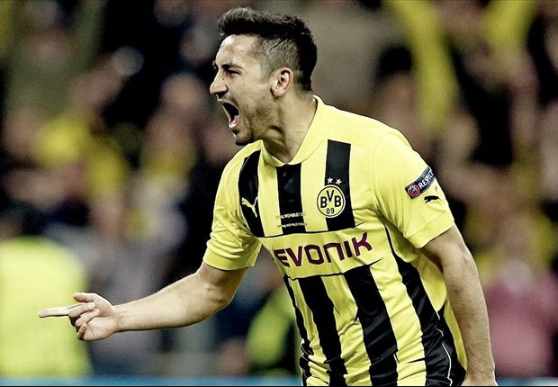 Gundogan upbeat over Dortmund return