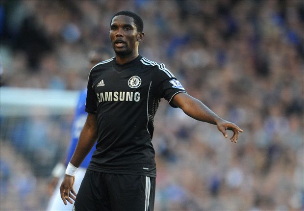 Eto'o adapting to Premier League style