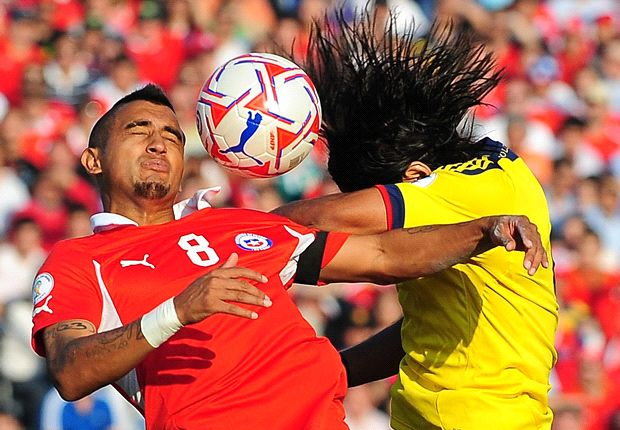Colombia-Chile Preview: Winner guaranteed World Cup spot