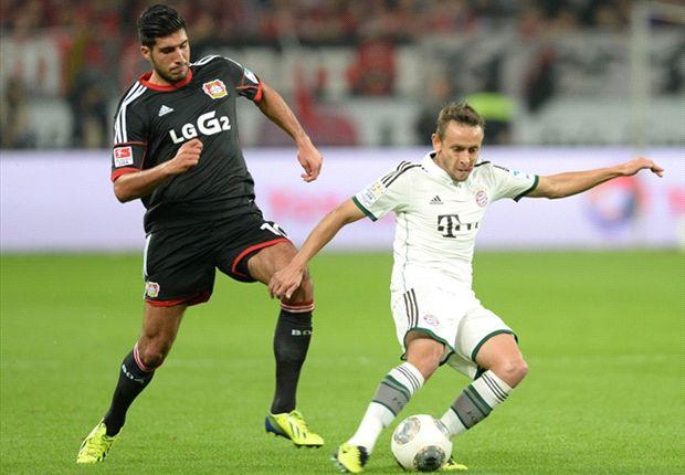 Hatte gegen Bayern nicht immer Zugriff auf seine Gegenspieler: Emre Can