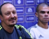 Pepe praises ex-Madrid boss Benitez