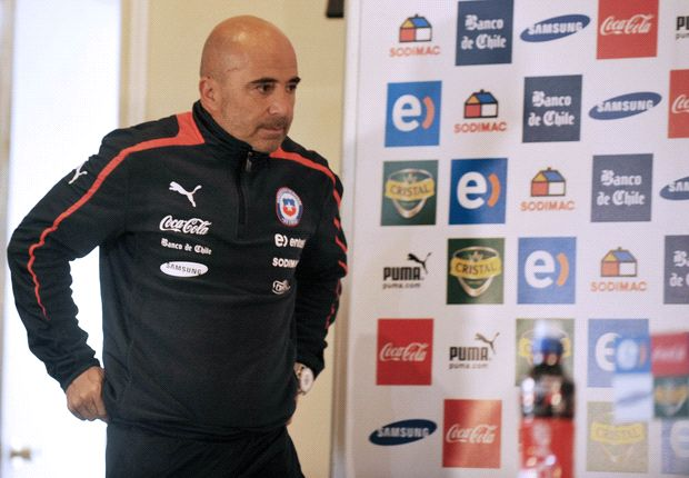 Sampaoli vows to attack Brazil