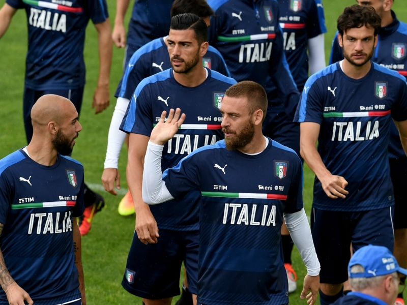 Probabili formazioni Germania-Italia: De Rossi ci prova