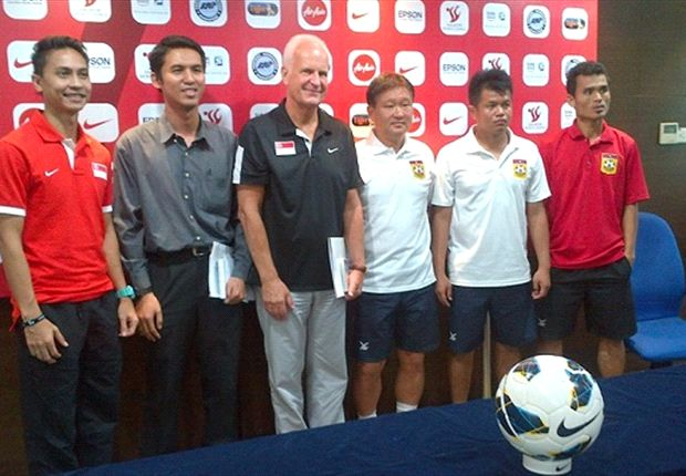 Stange confident of strong showing from youthful Singapore side against Laos