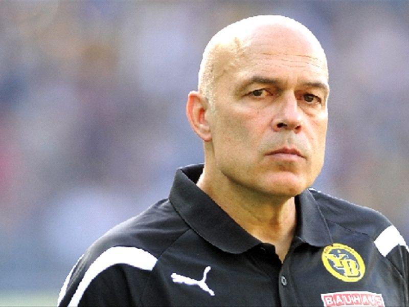Zamalek unveil former Tottenham boss Christian Gross as coach