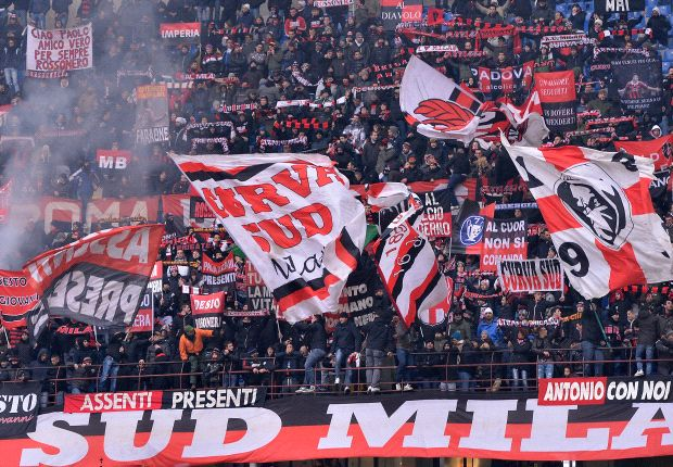 Galliani fears San Siro sanctions after further anti-Napoli chants