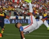 Así jugó Dempsey frente a Colombia