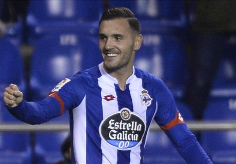 Lucas Perez close to Sevilla move