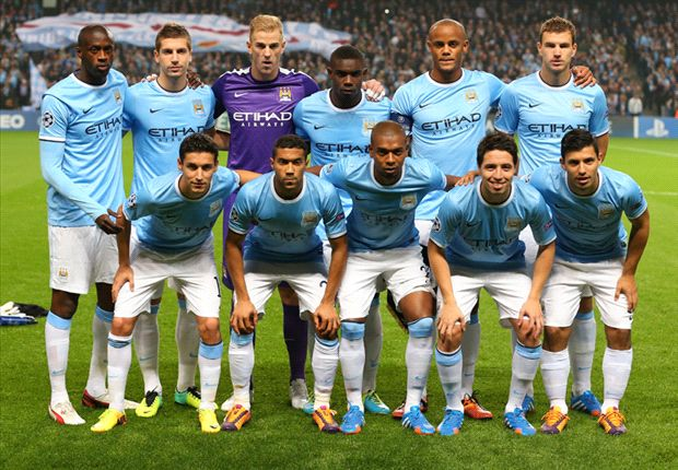 Man City players, staff pay 1,000 pounds each to help cut ticket prices