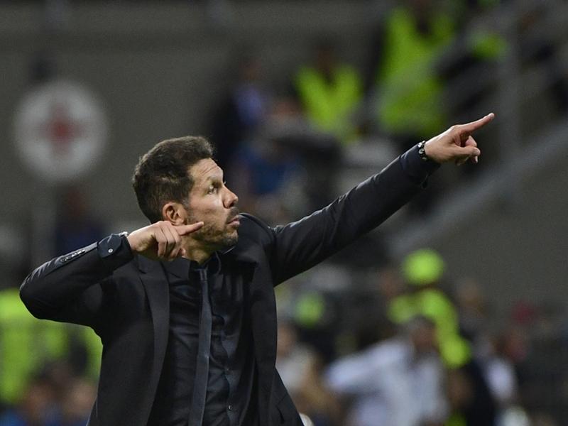 Diego Simeone confirme la réduction de la durée de son contrat avec l'Atletico Madrid