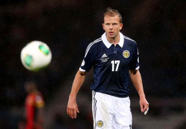 Rhodes out of Scotland squad