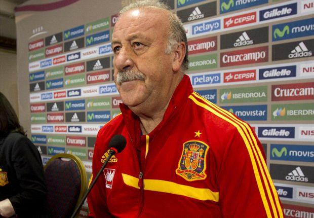 Vicente Del Bosque: Alvaro Negredo Belum Maksimal