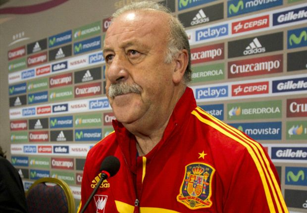 Del Bosque excited over Diego Costa's Spain future