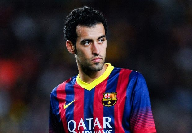 Busquets: The referee did not do his job